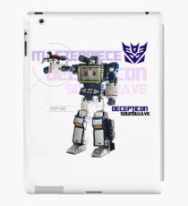 Transformers G1 Soundwave iPad Case/Skin