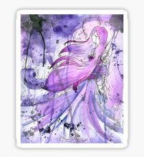 Memories in Watercolor Sticker