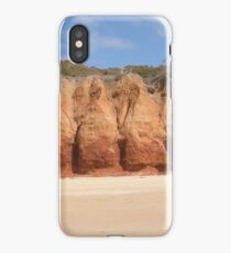 Amazing Formations made by Nature. Point Roadknight. Victoria, Australia. iPhone Case/Skin