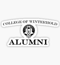 College of Winterhold Alumni Sticker