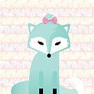 sweet fox by olivehue