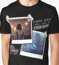 Strange Like That Graphic T-Shirt