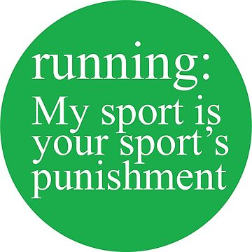 Running: My Sport by Gritzke
