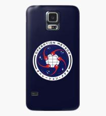 Funda/vinilo para Samsung Galaxy Operación Meteor [Color Ver.]