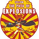 Path of Explosions by datshirts