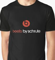 Beets By Schrute Graphic T-Shirt