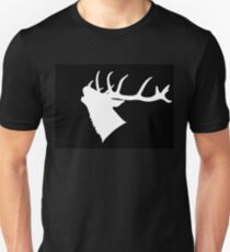 Stag bust  Unisex T-Shirt