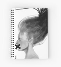 CENSOR Spiral Notebook