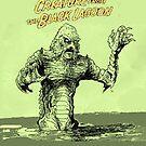The gillman ! by mattycarpets