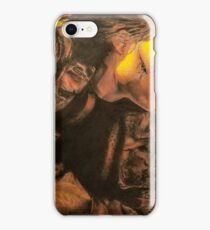 Airbrush Portrait - Tom Cruise (Mission Impossible 2) iPhone Case/Skin