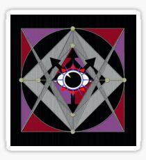Secret Compass 333 Sticker