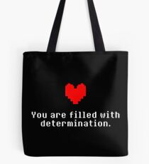 Seeing this image... - Undertale Tote Bag