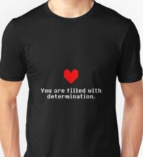Seeing this image... - Undertale Unisex T-Shirt
