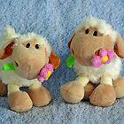 Little Lambs by FrankieCat