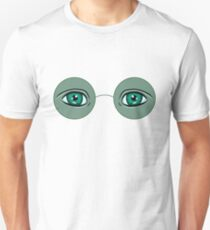 Glasses Great Gatsby Unisex T-Shirt