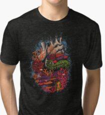 Herz des Meeres Vintage T-Shirt