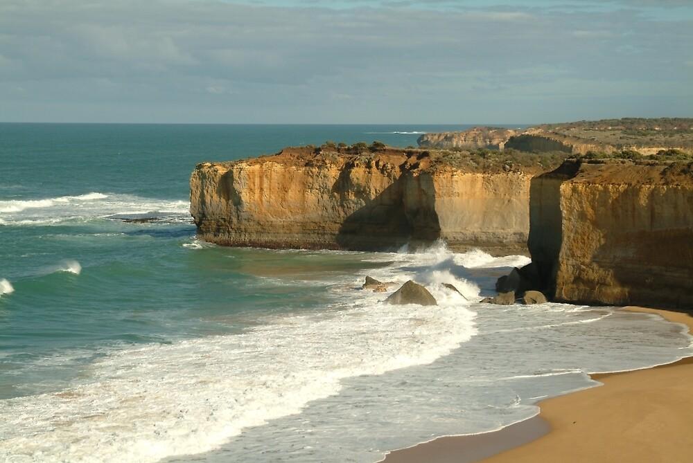 Joe Mortelliti Gallery - Coastline, Twelve Apostles, Great Ocean Road, Victoria, Australia. by thisisaustralia