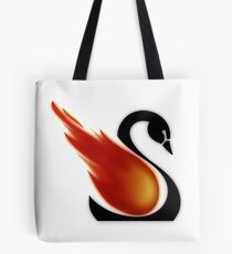 Emma Swan and Baelfire = Swanfire Tote Bag