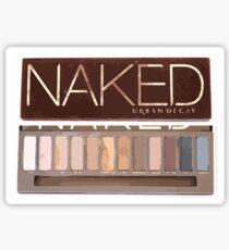 Naked Palette  Sticker