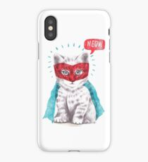 At Your Service iPhone Case/Skin