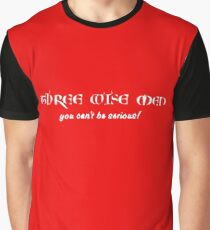 wise men Graphic T-Shirt