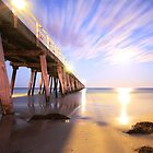 Fathers Day: Grange Jetty by Brett Conlon