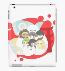 Big Hero 6 iPad Case/Skin