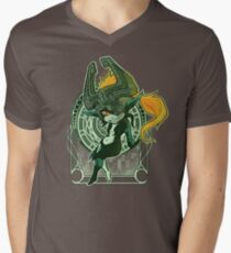 Midna's Mirror Men's V-Neck T-Shirt