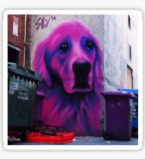 Pink Lab Sticker