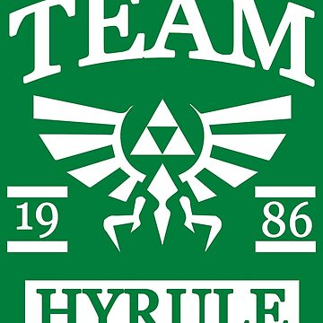 Team Hyrule by Tee-Frenzy