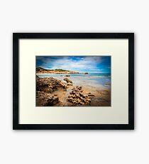 Sorrento Seascape Framed Print