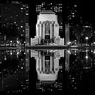 POOL OF REFLECTION by Andrew Dickman