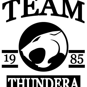 Team Thundera by Tee-Frenzy