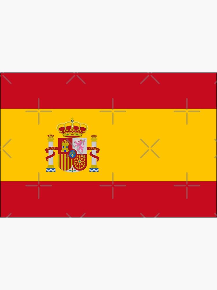 Flag of Spain de Smaragdas