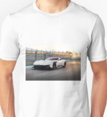 Aston Martin Vulcan - Shot on Location at Yas Marina F1 Circuit Unisex T-Shirt