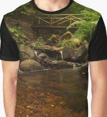 Forest river Graphic T-Shirt