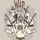Join the war boys von Queenmob