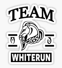 Team Whiterun Sticker