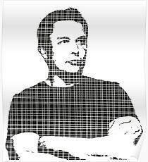 Elon Moschus Poster
