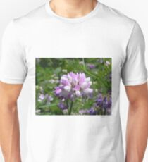 Purple Crown Vetch T-Shirt