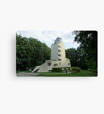 Einsten Tower - Mendelsohn observatory Canvas Print