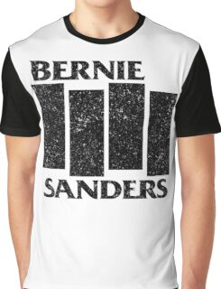Bernie Flag  Graphic T-Shirt