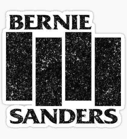 Bernie Flag  Sticker