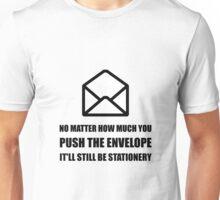 Envelope Stationery Unisex T-Shirt