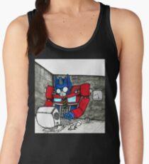 Transformers in the Office Women's Tank Top