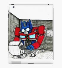 Transformers in the Office iPad Case/Skin