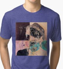 Decay, Fragmented III Tri-blend T-Shirt