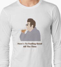 Seinfeld Kramer Feel Good Comedy Fan Art Unofficial Jerry Larry David Funny T-Shirt