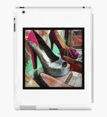 Silver Heels iPad Case/Skin