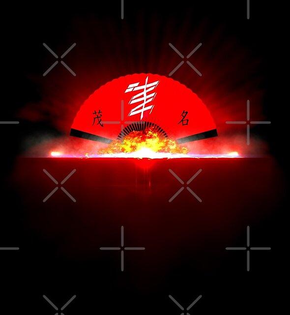 MaoMing-Fantasy logo by cglightNing
